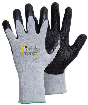 Tegera 612 work gloves, Grey/Black