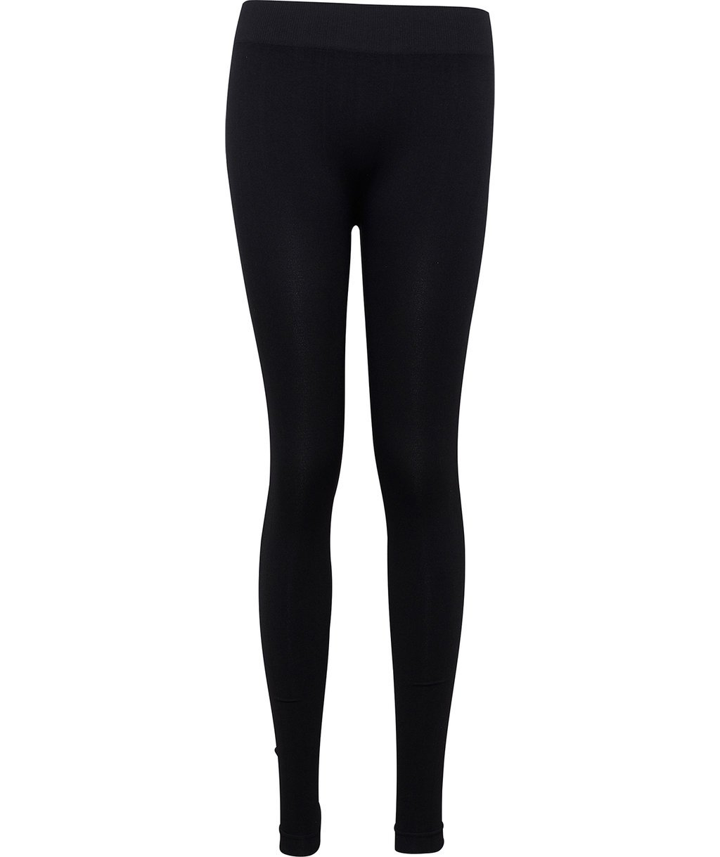 Decoy Seamless Leggings, Svart