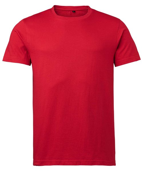 South West Basic unisex T-shirt, Rød