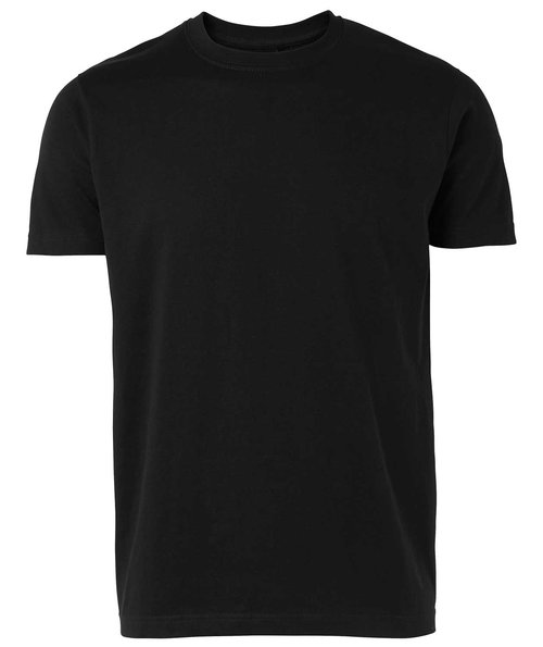 South West Basic unisex T-shirt, Sort