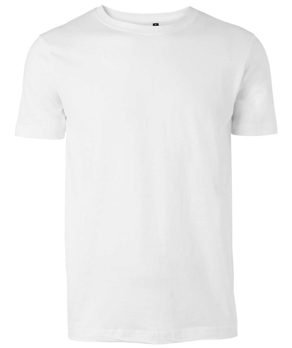 South West Basic unisex T-shirt, Hvid