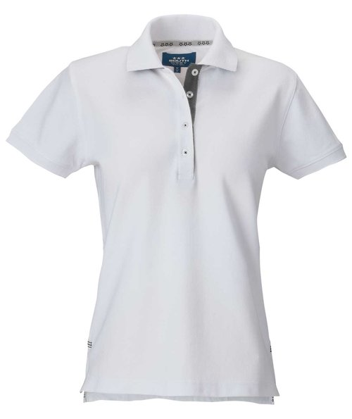 South West Marion dame polo T-shirt, Hvid