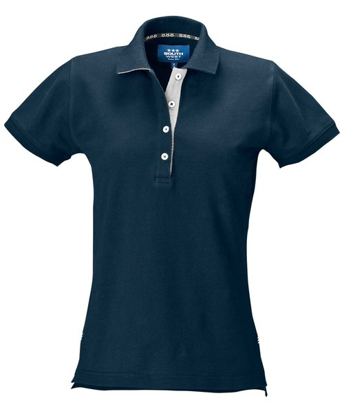 South West Marion dame polo T-skjorte, Navy