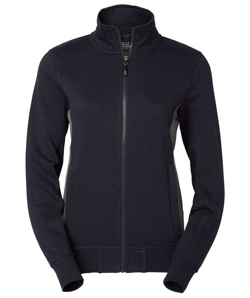 South West Lucy dame sweatshirt, Navy/Grå