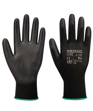 Portwest A120 work gloves, Black