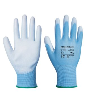 Portwest A120 work gloves, Blue