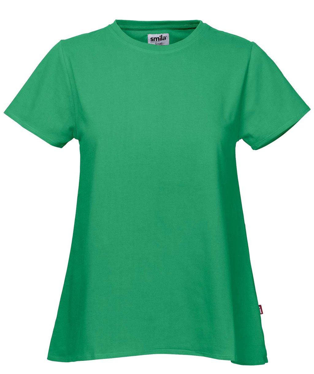 Smila Workwear Hilja women's T-shirt, Green
