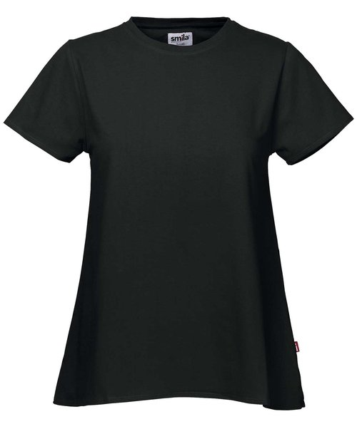 Smila Workwear Hilja women's T-shirt, Black