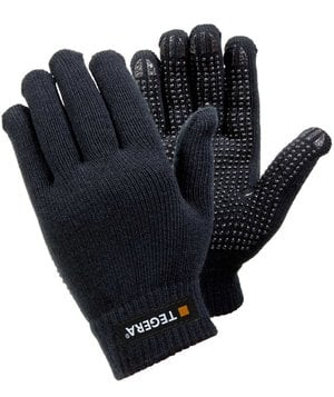 Tegera 795 knitted work gloves, Black