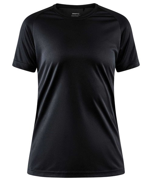 Craft Core Unify dame T-shirt, Sort