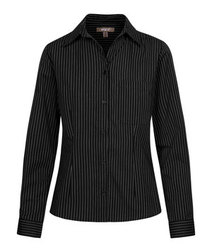 Hejco women's shirt, Black/White