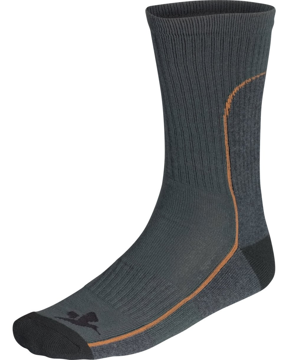Seeland Outdoor 3-pack socks, Raven