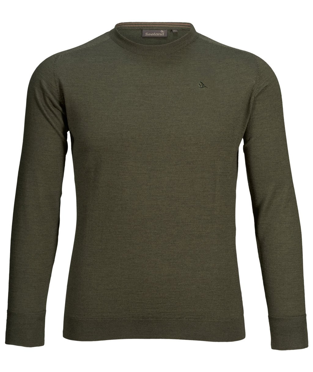 Seeland Woodcock pullover, Classic green