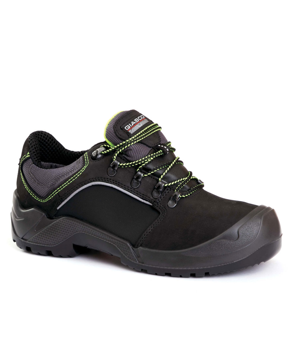 Giasco Essen safety shoes S3, Black