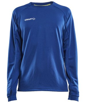 Craft Evolve sweatshirt, Club Cobolt