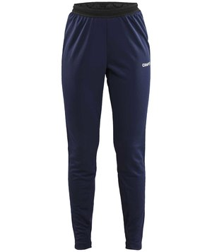 Craft Evolve slim fit women's trousers, Navy