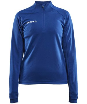 Craft Evolve Halfzip women's sweatshirt, Club Cobolt