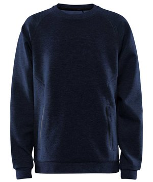 Craft Core Soul Crew Sweatshirt für Kinder, Dunkel Navy