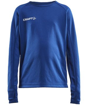 Craft Evolve Sweatshirt für Kinder, Club Cobolt