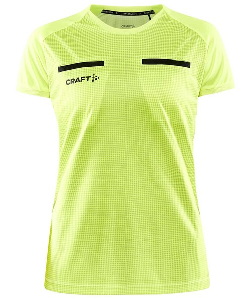 Craft Evolve Referee Damen T-Shirt, Flumino