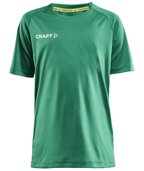 Craft Evolve T-Shirt für Kinder, Team Green