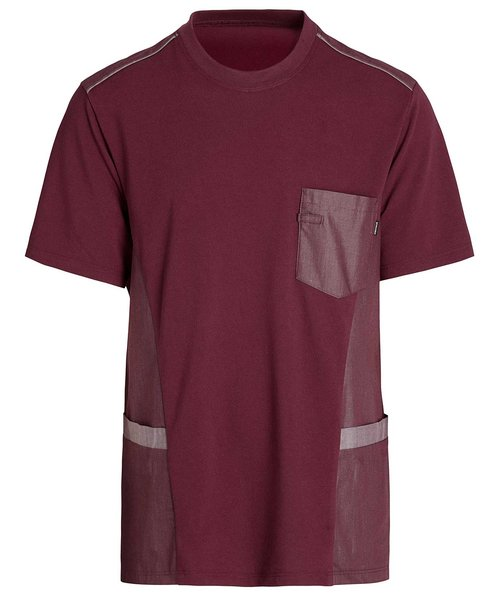Kentaur unisex fusion T-shirt, Bordeaux