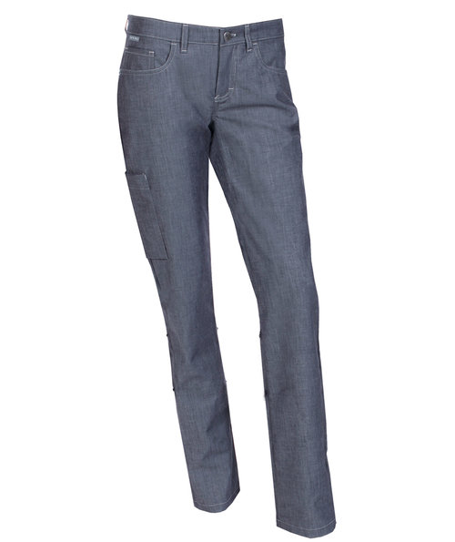Nybo Workwear Twiggy Bliss dam byxa, Denimblå
