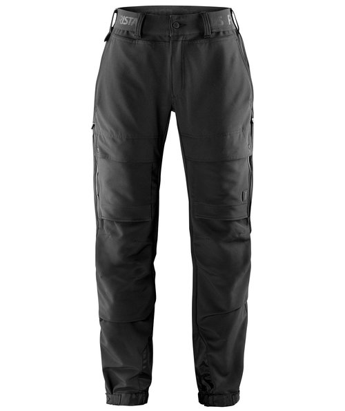 Fristads Outdoor Helium stretch women's trousers, Black