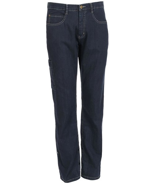 Nybo Workwear Jazz Jeans, Denimblau