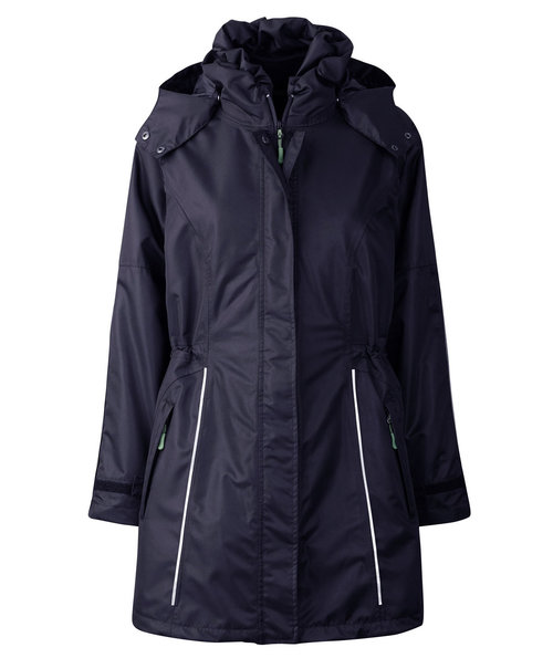Xplor zip-in dame skaljakke, Navy