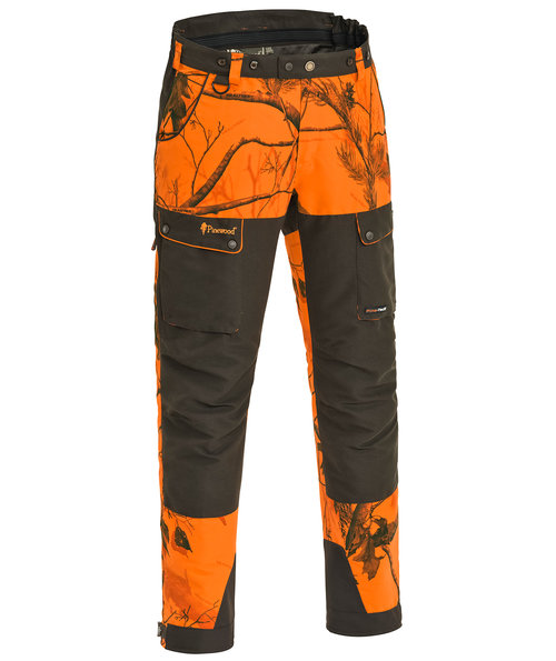 Pinewood Wolf Lite Camou trousers, Realtree APb-Blaze HD®/Suede Brown
