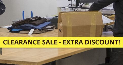 CLEARANCE SALE - EXTRA DISCOUNT