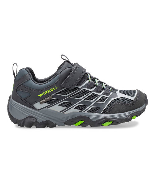 Merrell Moab FST Low A/C WP sneakers für Kinder, Storm